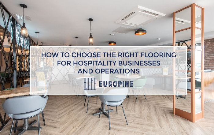 LVT flooring europine