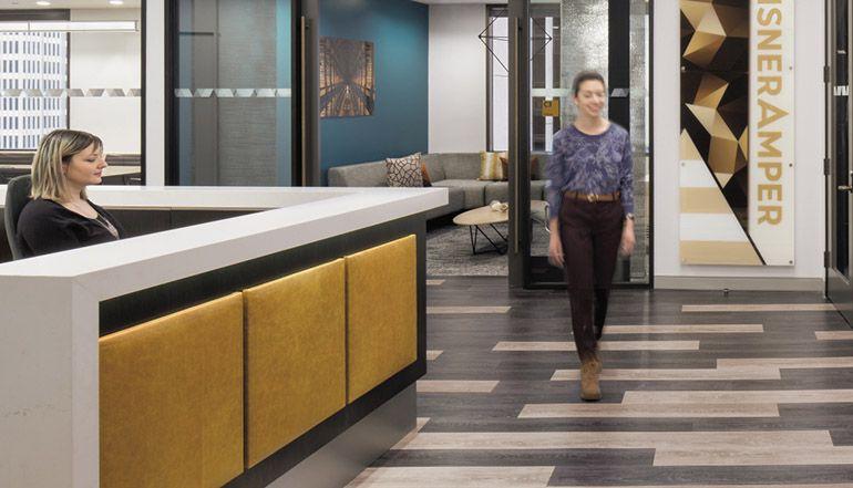 SPC Flooring - Stone plastic composite